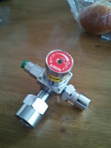 レギュレータ(減圧器)
